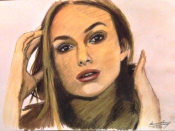 Keira Knightley by KLARTWORK
